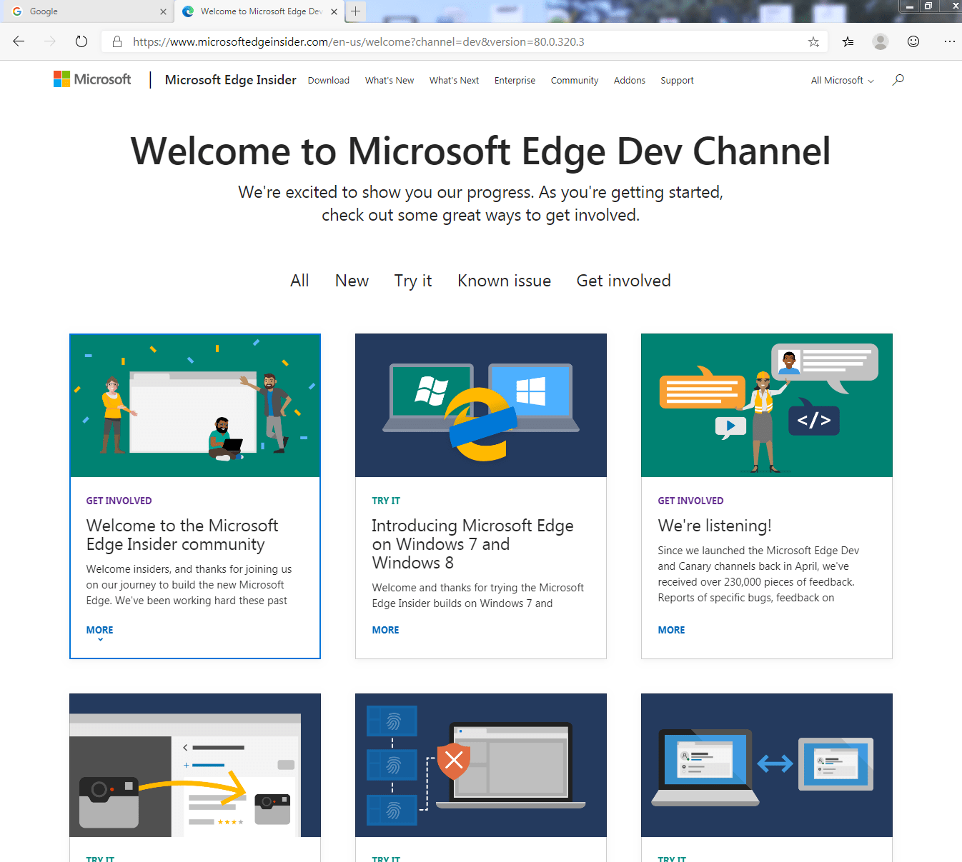 edge browser techreview